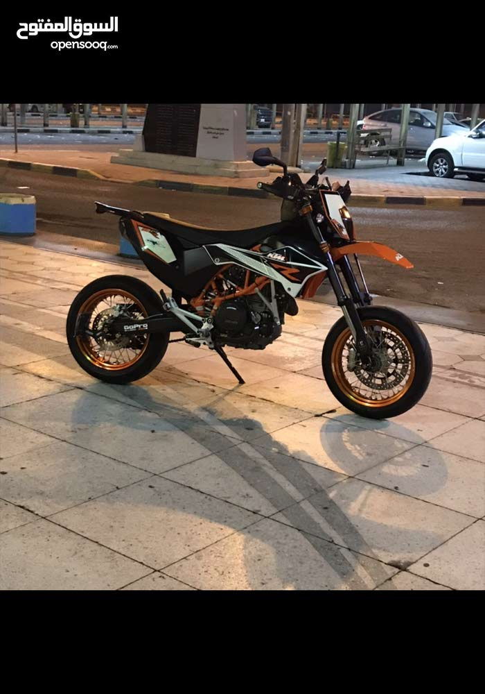 Hawally - KTM motorbike made in 2013 for sale
