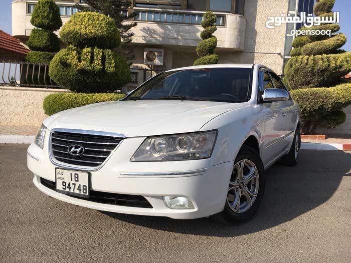Used condition Hyundai Sonata 2010 with 80,000 - 89,999 km mileage