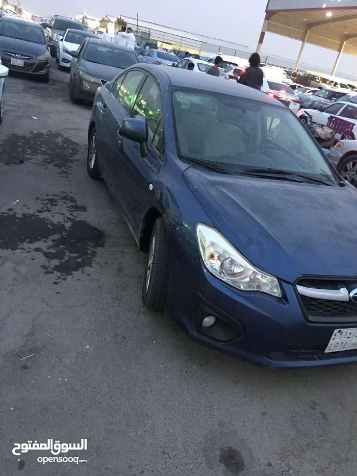 Automatic Subaru 2012 for sale - Used - Al Riyadh city