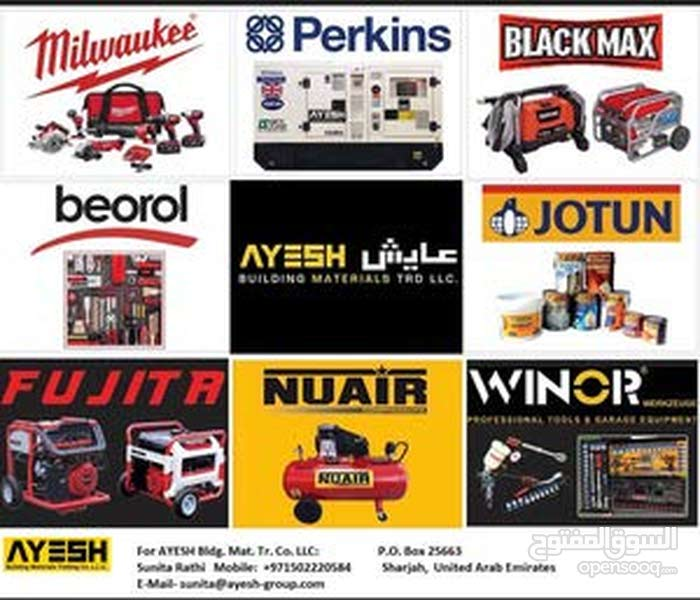 AYESH Building Materials LLC