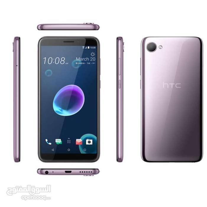 واصفات موبايل HTC Desire 12 :-  يدعم الاتصال بشبكات الجيل الرابع عن طريق شريحتي