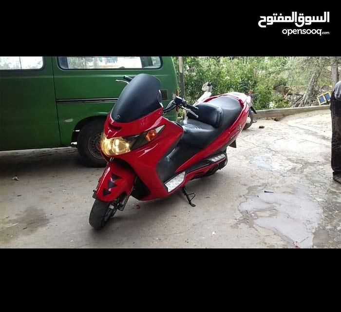Sky wave special edition 2007 250 cc او تدكيش على سيارة