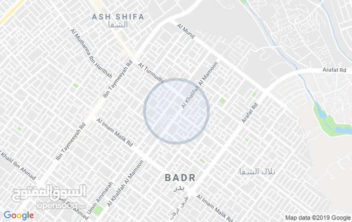 غرفه عزاب بحي الشفا