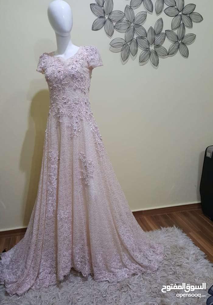فستان سهرررة جدييد لبسة واحدة للببببببيع