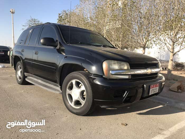 2008 Chevrolet TrailBlazer for sale in Abu Dhabi