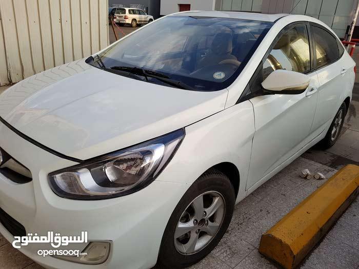 Hyundai Accent, 2014, Automatic Full option