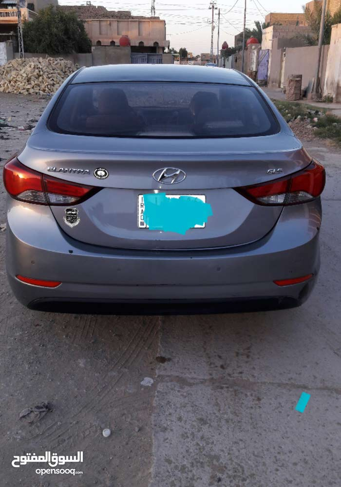 For sale 2016 Grey Elantra