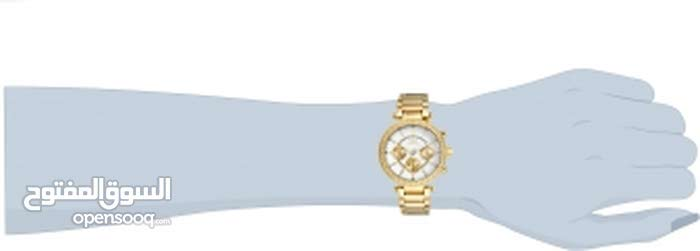 invicta golden watch