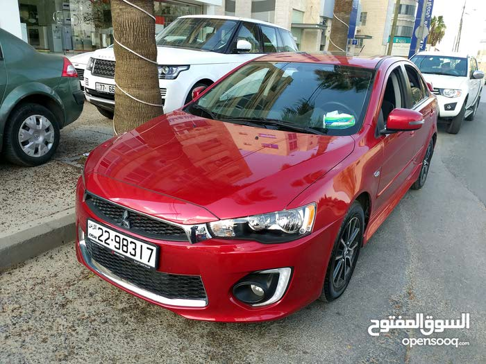 Mitsubishi  2017 for sale in Amman