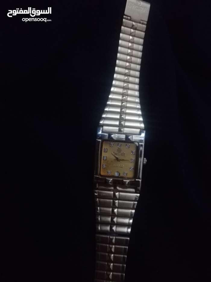 ساعة مطلي ذهب وقلبها ذهب 0792383051