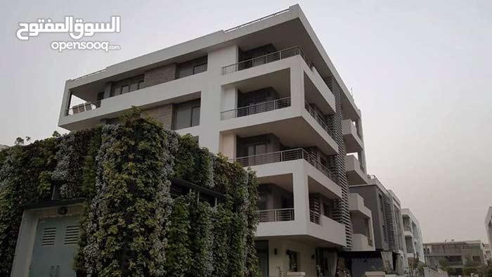 شقة 156م بمراق كاملة و تقسيمة ممتازة للبيع بتسهيلات سداد
