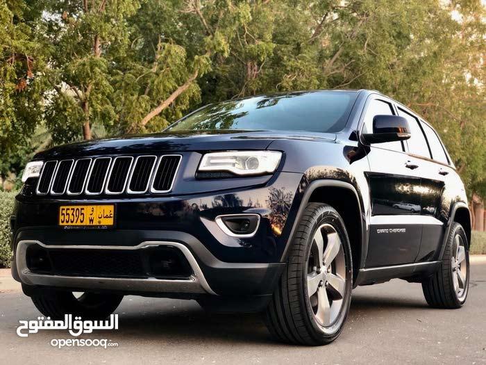 Jeep Cherokee Grand limited V8 2015