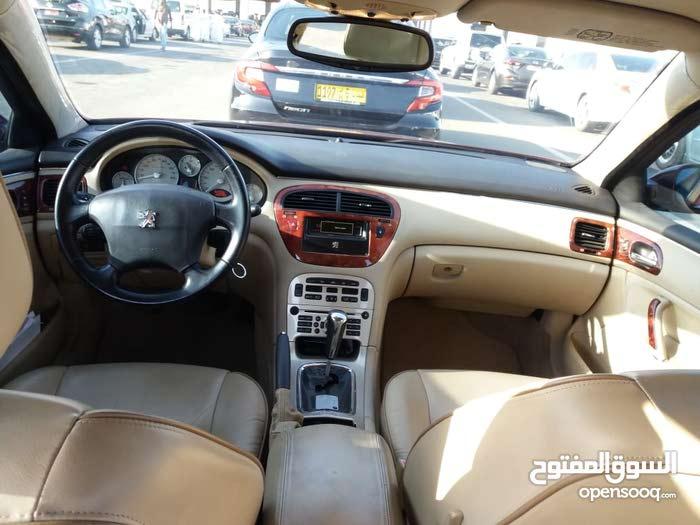 Gasoline Fuel/Power   Peugeot 607 2006