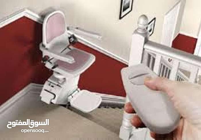 كرسي الدرج للمقعدين وكبار السن كرسي الدرج للمقعدين وكبار السن