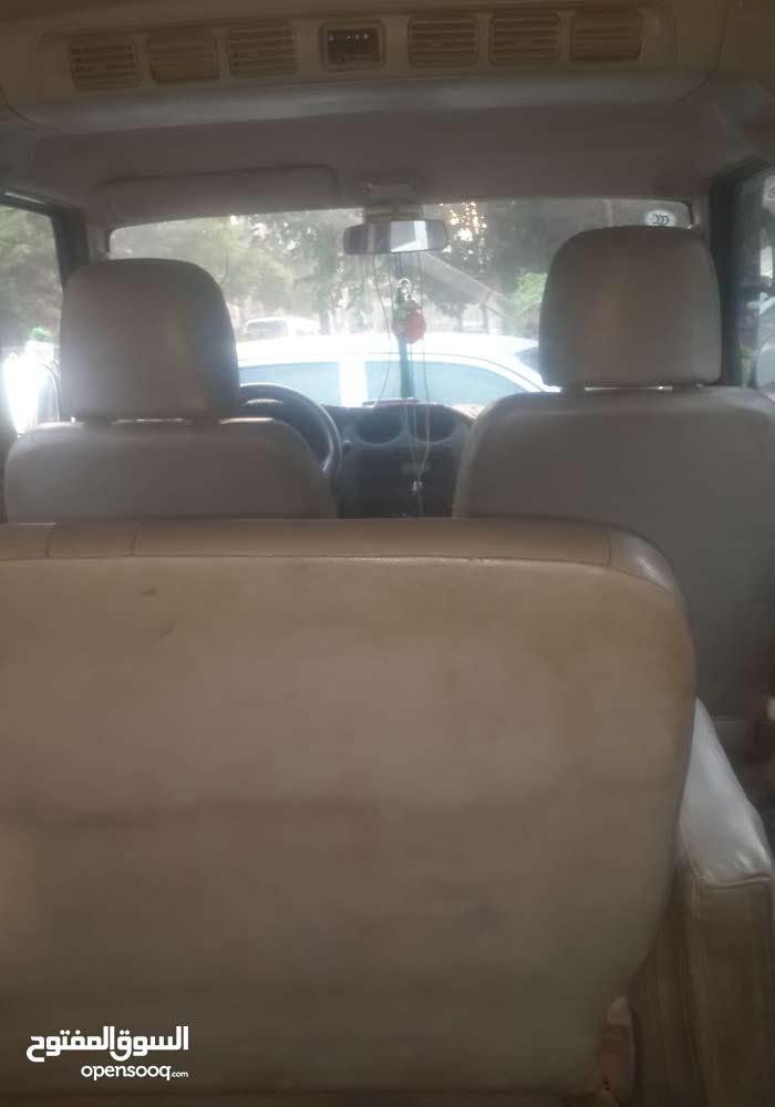 Mitsubishi Van Used in Cairo