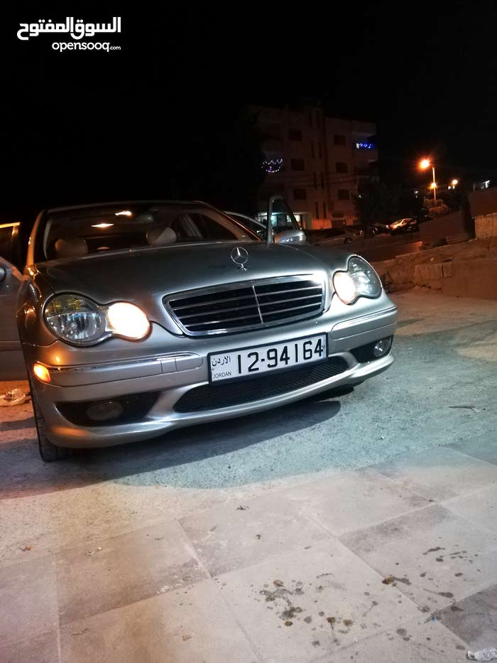 Mercedes Benz C 230 made in 2005 for sale