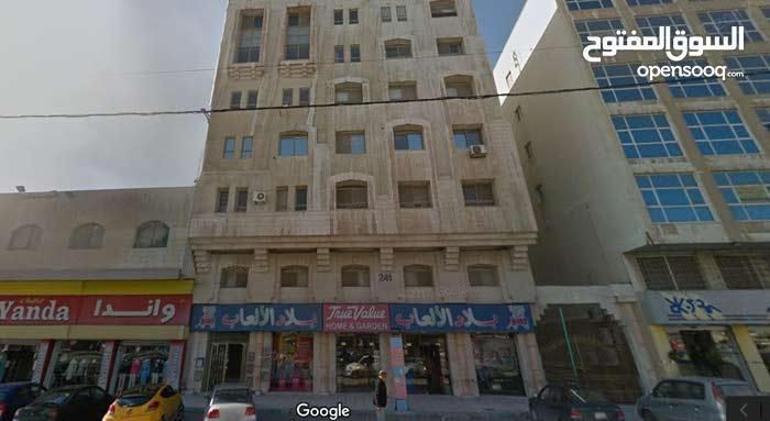 مكاتب للايجار بشارع المدينة المنورة مجمع السعد مبنى رقم 241 ( مجمع بلاد الالعاب