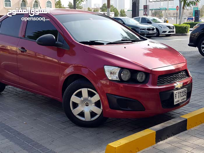 Used Chevrolet Sonic in Dubai