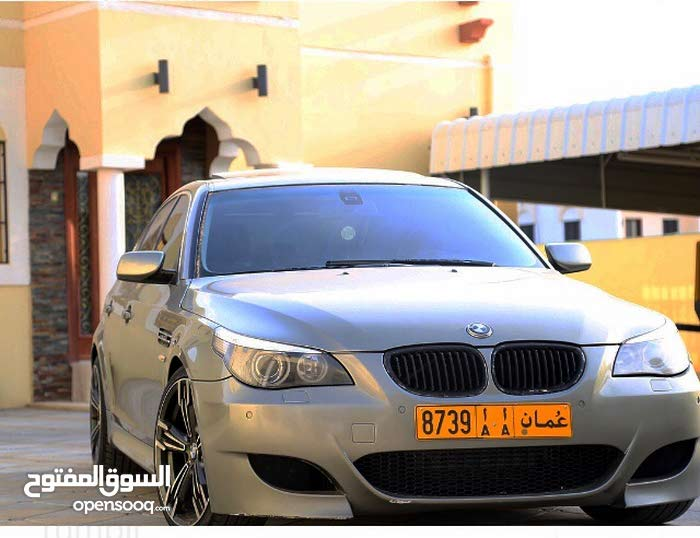Used condition BMW 530 2004 with 190,000 - 199,999 km mileage
