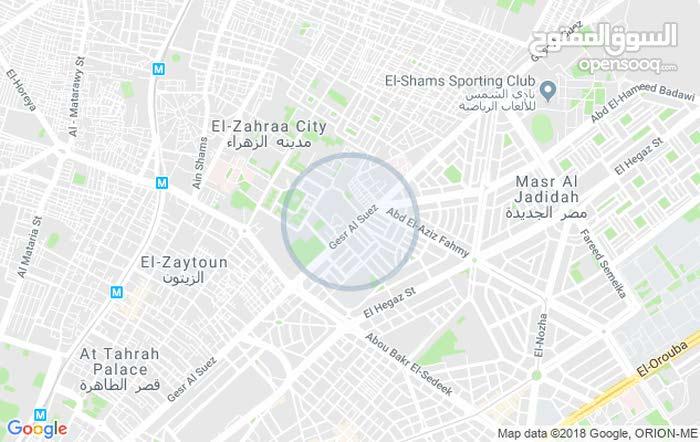 محل للبيع بالمستاجر بمصر الجديدة بعمارات ابو غزالة بجسر السويس