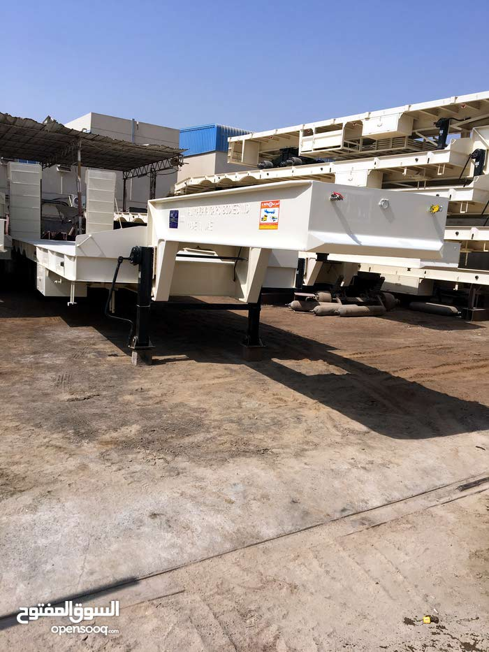 New Trailers for sale at a good price