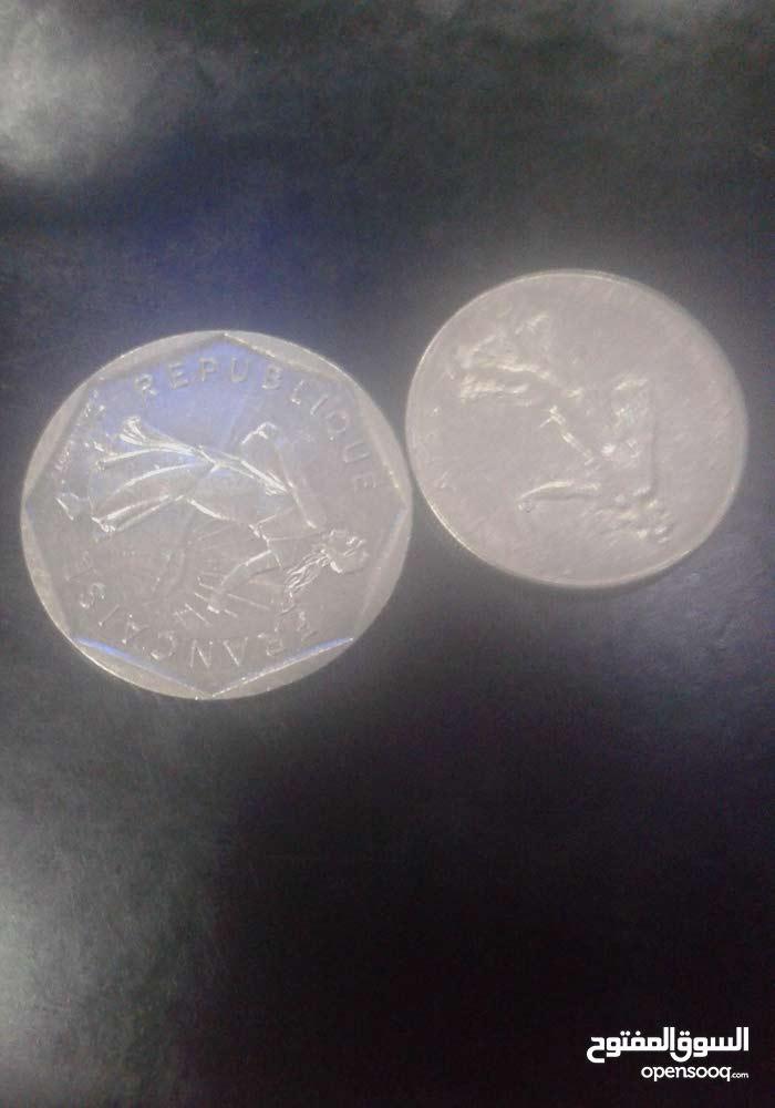 نقود فرنسية قديمة