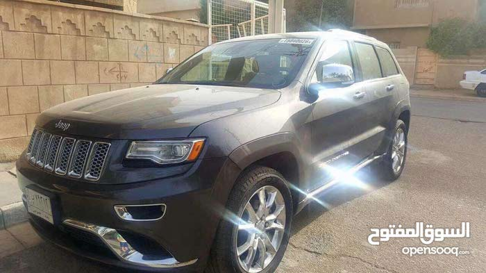 2014 Grand Cherokee for sale