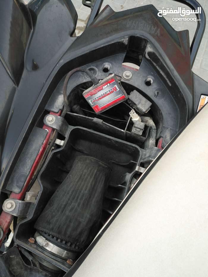 رابتر ياماها 700cc موديل 2015