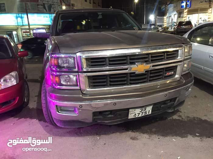 Chevrolet Silverado 2014 For Sale Gold Color 95806399 Opensooq