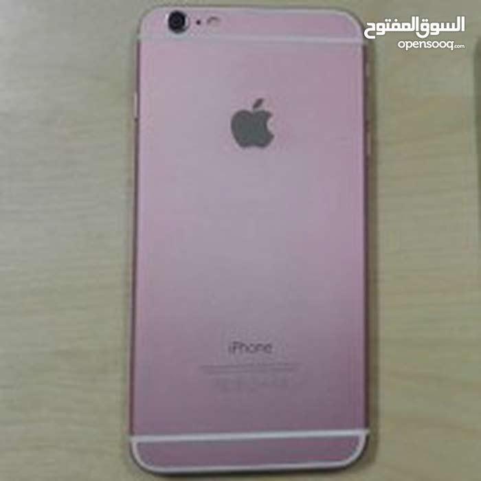 تلفون ايفون 6 s plus سكس اس بلس لون زهر 64 جيجا