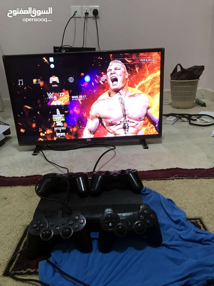 Playstation 3 video game console for sale