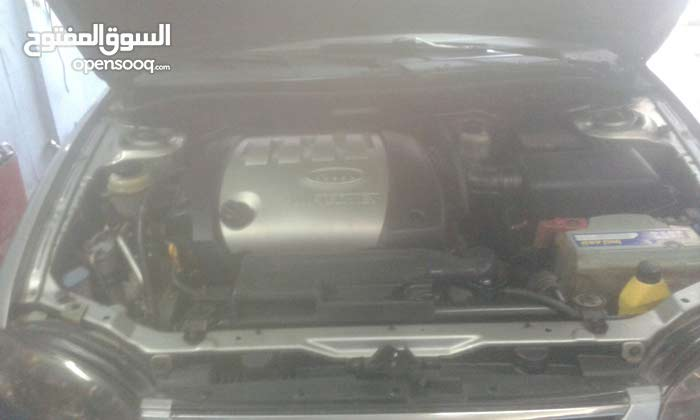 Spectra 2003 - New Automatic transmission