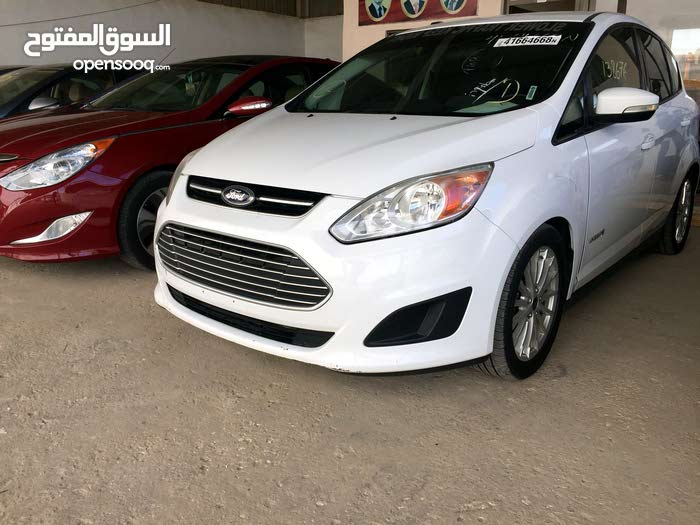 Automatic Ford 2014 for sale - Used - Zarqa city
