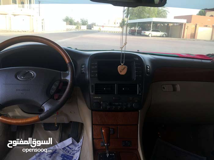 Automatic Lexus 2005 for sale - Used - Sohar city