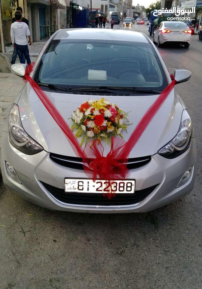 Hyundai Avante car for sale 2012 in Zarqa city
