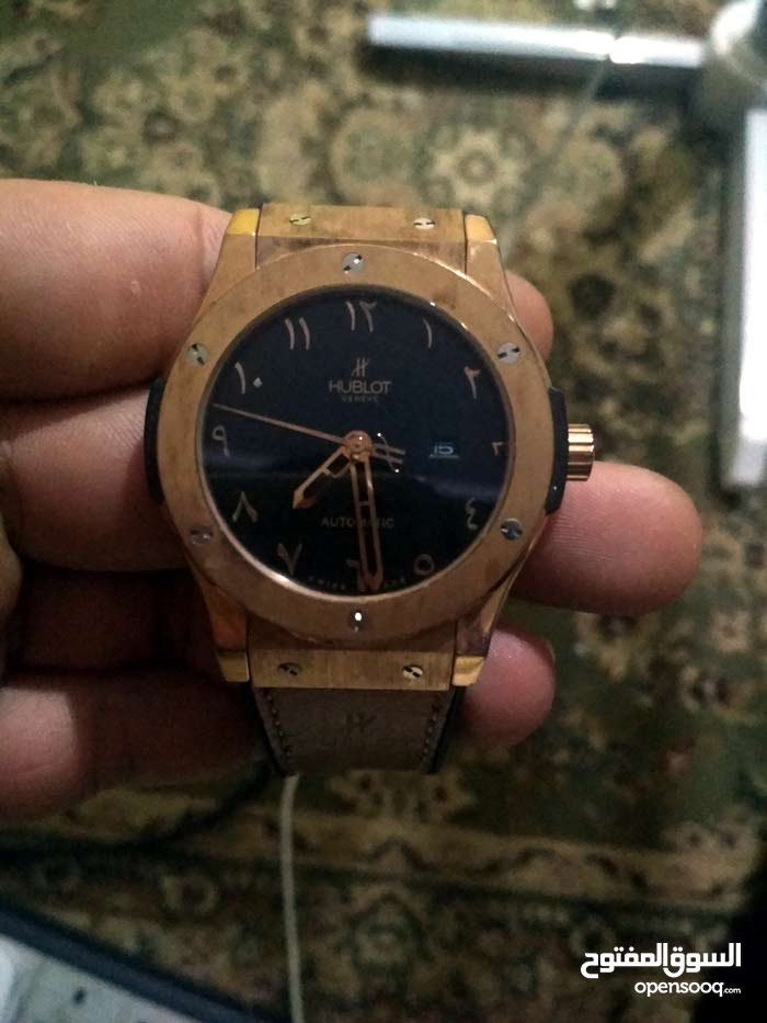 627a9be18 للبيع ساعة ماركت HUBLOT درجة أولى طبق الأصليه - (105390144) | السوق المفتوح