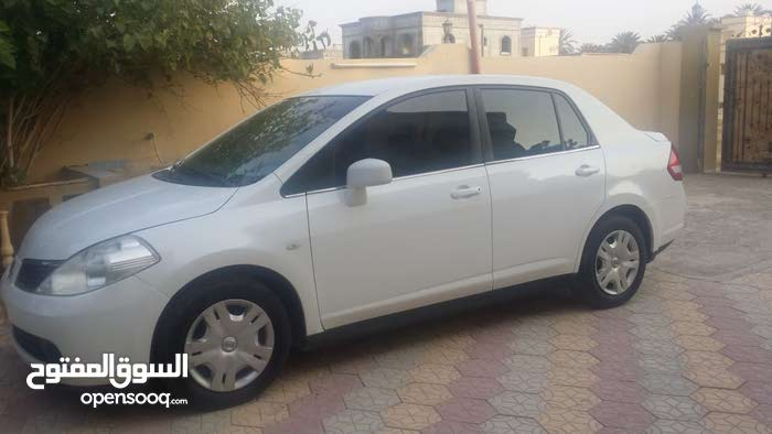 2008 Used Tiida with Automatic transmission is available for sale