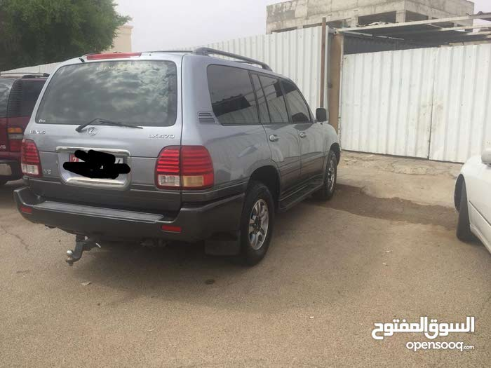 Used Lexus LX for sale in Al Ain