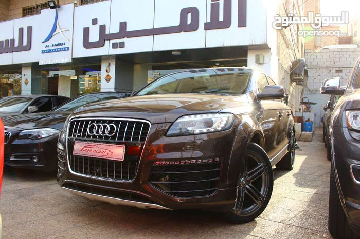 Audi  2015 for sale in Amman