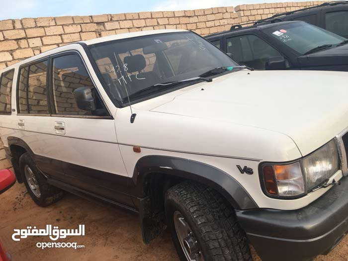 White Opel Other 2000 for sale