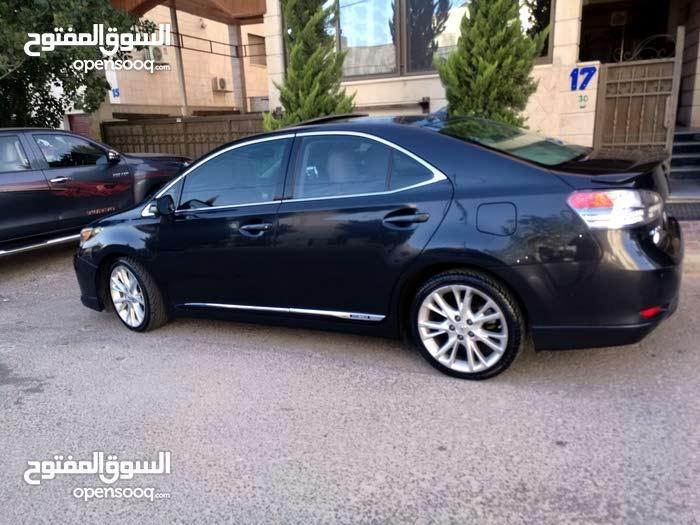 Black Lexus HS 2010 for sale