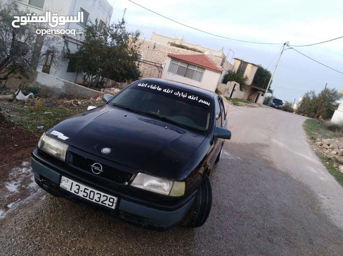 Black Opel Vectra 1991 for sale