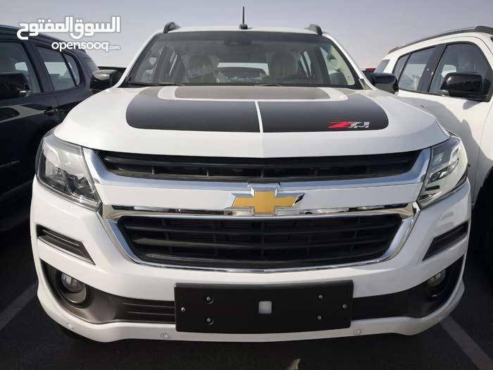 2018 Chevrolet TrailBlazer for sale in Abu Dhabi
