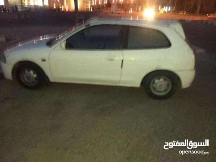 Automatic White Mitsubishi 2000 for sale