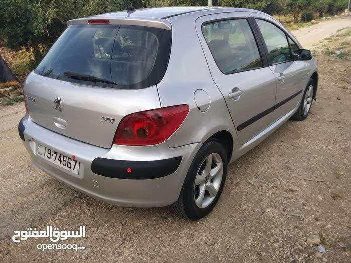 Peugeot 307 2003 For sale - Grey color