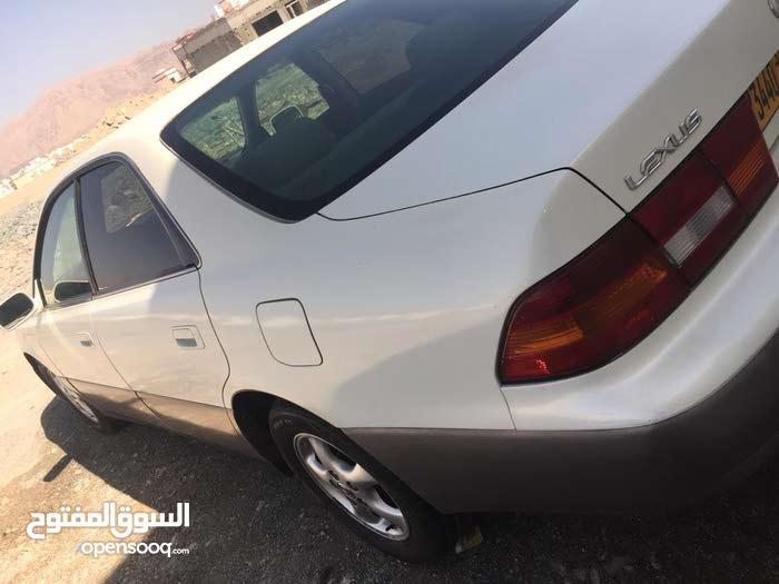 For Sale 1999 Lexus