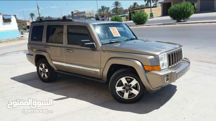 Automatic Jeep 2006 for sale - Used - Misrata city