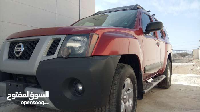 2012 Nissan Xterra 4x4 four wheel drive نيسان اكسترا دفع رباعي