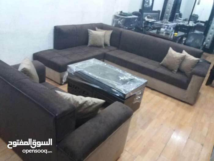 طقم كورنر حرف ل+مجوزه+بفه +سفنج 10س واصل دخل عمان العرض خاص