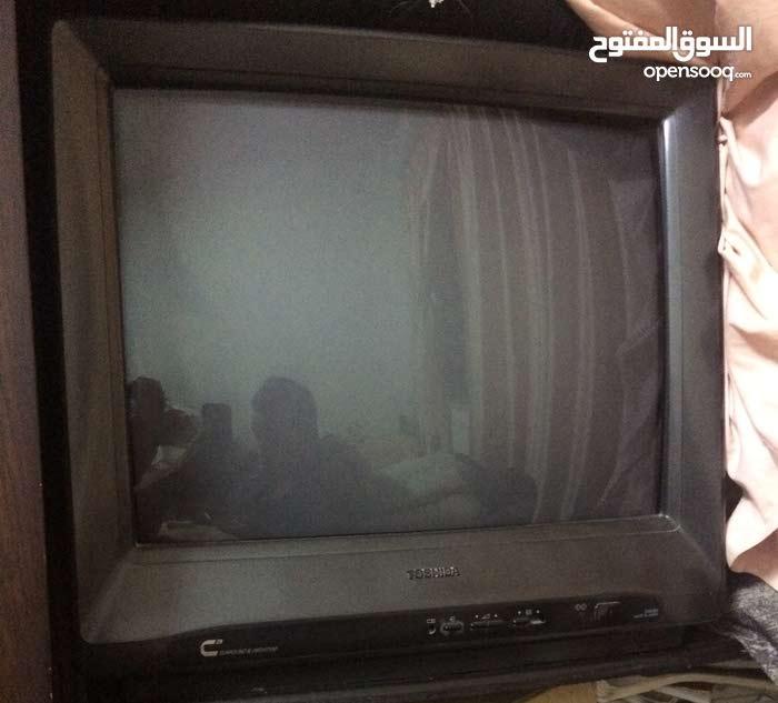 تلفزيون توشيبا بحاله جيده ياباني اصلي